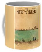 New Yorker June 22nd, 1981 Coffee Mug