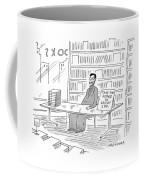 New Yorker June 22nd, 1998 Coffee Mug