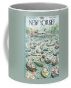 New Yorker June 23rd, 1956 Coffee Mug