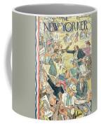 New Yorker June 24th, 1944 Coffee Mug
