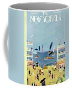 New Yorker June 25 1932 Coffee Mug