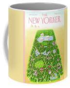 New Yorker June 25th, 1990 Coffee Mug