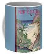 New Yorker June 26th, 1943 Coffee Mug