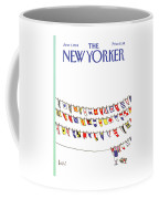 New Yorker June 3rd, 1985 Coffee Mug