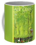 New Yorker June 7th, 1958 Coffee Mug