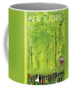 New Yorker June 7th, 1958 Coffee Mug