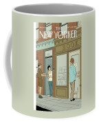 New Yorker June 9th, 2008 Coffee Mug
