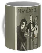 New Yorker March 11th, 1950 Coffee Mug