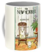 New Yorker March 12th, 1979 Coffee Mug