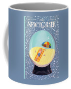 New Yorker March 12th, 1990 Coffee Mug