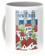 New Yorker March 14th, 1988 Coffee Mug