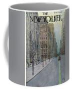 New Yorker March 16th, 1957 Coffee Mug