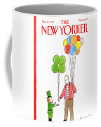 New Yorker March 16th, 1992 Coffee Mug