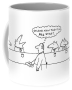New Yorker March 17th, 1997 Coffee Mug