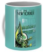 New Yorker March 18th, 1961 Coffee Mug