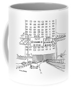 New Yorker March 19th, 1990 Coffee Mug