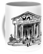 New Yorker March 20th, 1995 Coffee Mug