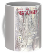 New Yorker March 21st, 1988 Coffee Mug