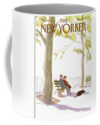 New Yorker March 23rd, 1981 Coffee Mug