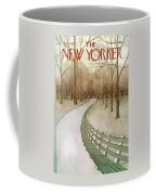 New Yorker March 24th, 1975 Coffee Mug