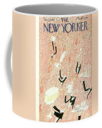 New Yorker March 25th, 1944 Coffee Mug