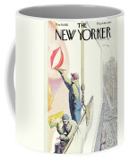New Yorker March 29th, 1952 Coffee Mug
