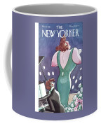 New Yorker March 3rd, 1928 Coffee Mug