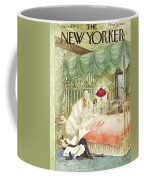 New Yorker March 3rd, 1956 Coffee Mug