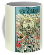 New Yorker March 4th, 1944 Coffee Mug