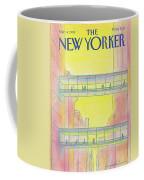 New Yorker March 4th, 1985 Coffee Mug