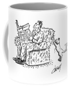 New Yorker March 5th, 1984 Coffee Mug