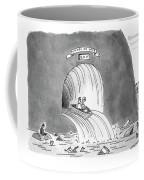 New Yorker March 8th, 1993 Coffee Mug