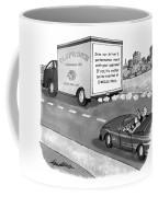 New Yorker May 17th, 1993 Coffee Mug