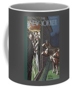 New Yorker May 19th, 1956 Coffee Mug