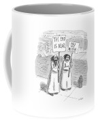New Yorker May 19th, 1997 Coffee Mug by Roz Chast