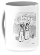 New Yorker May 19th, 1997 Coffee Mug