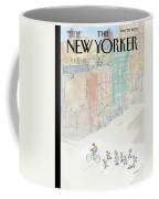 New Yorker May 20th, 2002 Coffee Mug