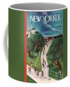New Yorker May 28th, 1938 Coffee Mug