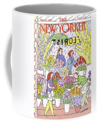 New Yorker May 28th, 1990 Coffee Mug