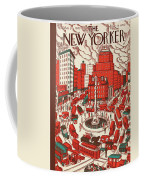 New Yorker May 30th, 1925 Coffee Mug