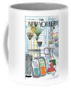 New Yorker May 7th, 1966 Coffee Mug