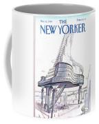 New Yorker November 12th, 1990 Coffee Mug