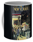 New Yorker November 22nd, 1958 Coffee Mug