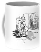 New Yorker November 28th, 1994 Coffee Mug by Mischa Richter