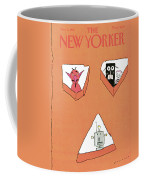New Yorker November 2nd, 1981 Coffee Mug