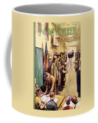 New Yorker November 4th, 1950 Coffee Mug