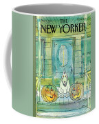 New Yorker November 4th, 1985 Coffee Mug