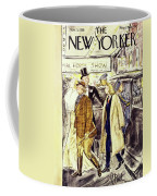 New Yorker November 5 1938 Coffee Mug