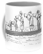 New Yorker October 10th, 1983 Coffee Mug