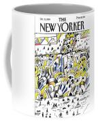 New Yorker October 10th, 1994 Coffee Mug